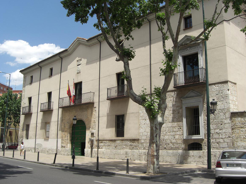西班牙巴利亚多利德唐璜•德•维弗罗宫
