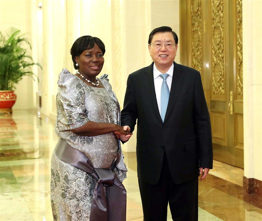 China, Uganda to deepen parliamentary cooperation