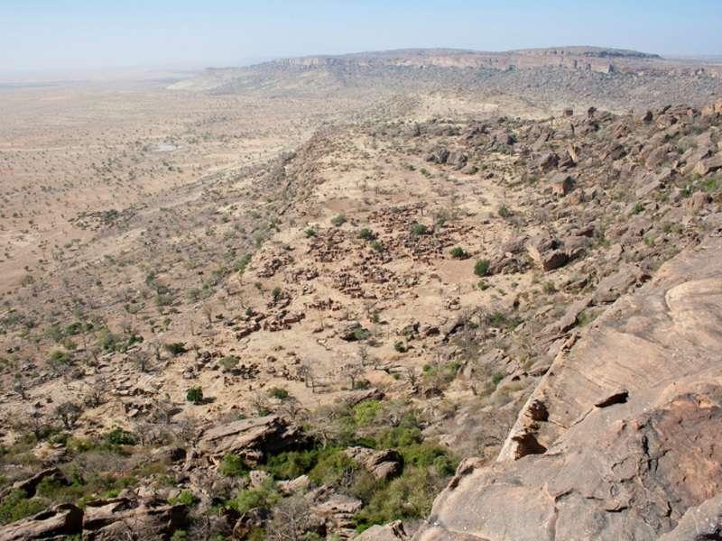 邦贾加拉悬崖