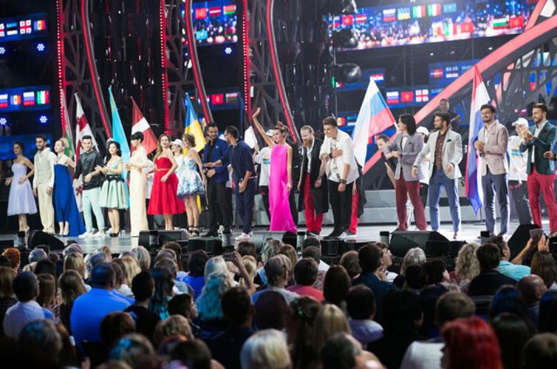 俄罗斯New Wave国际音乐节