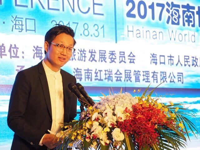 海南红瑞会展管理公司执行总经理曹银桥