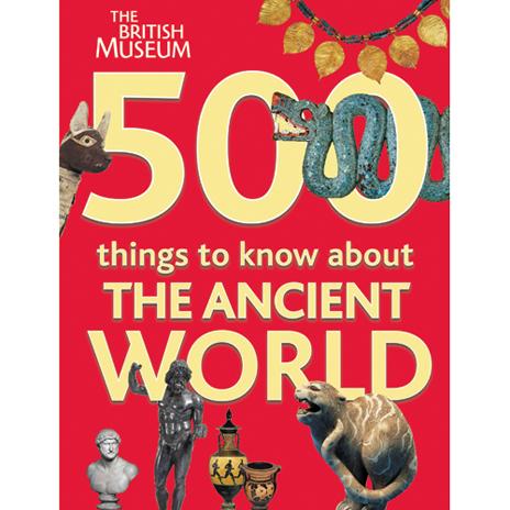 大英博物馆古代世界500事