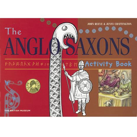 大英博物馆盎格鲁-撒克逊人活动册
