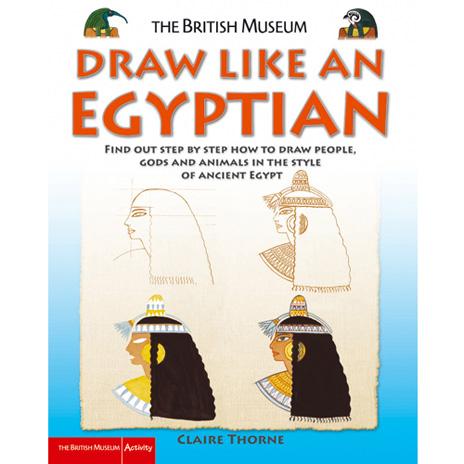 大英博物馆埃及画册