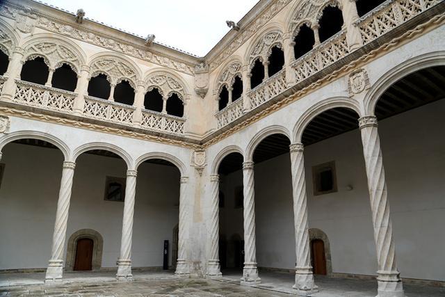 西班牙巴利亚多利德圣格雷戈里奥学院
