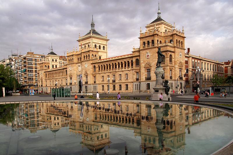 西班牙巴利亚多利德骑兵学院博物馆
