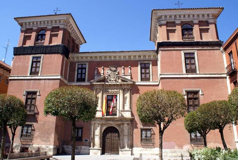 西班牙巴利亚多利德法比奥•奈利宫