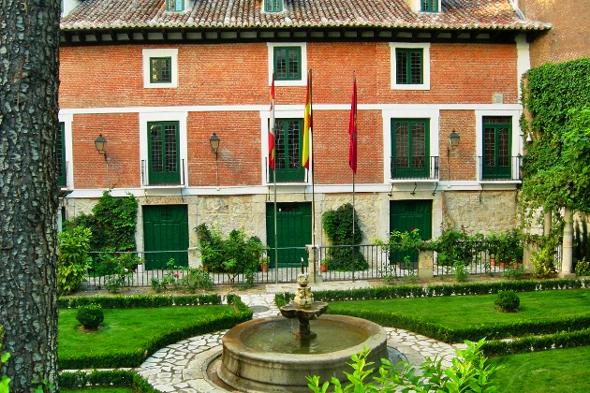 西班牙巴利亚多利德塞万提斯之家
