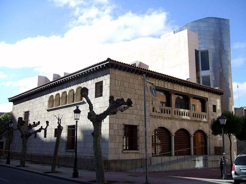 西班牙巴利亚多利德哥伦布故居博物馆
