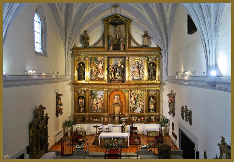 西班牙巴利亚多利德圣伊萨贝尔修道院