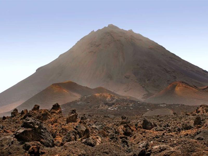 佛得角火山
