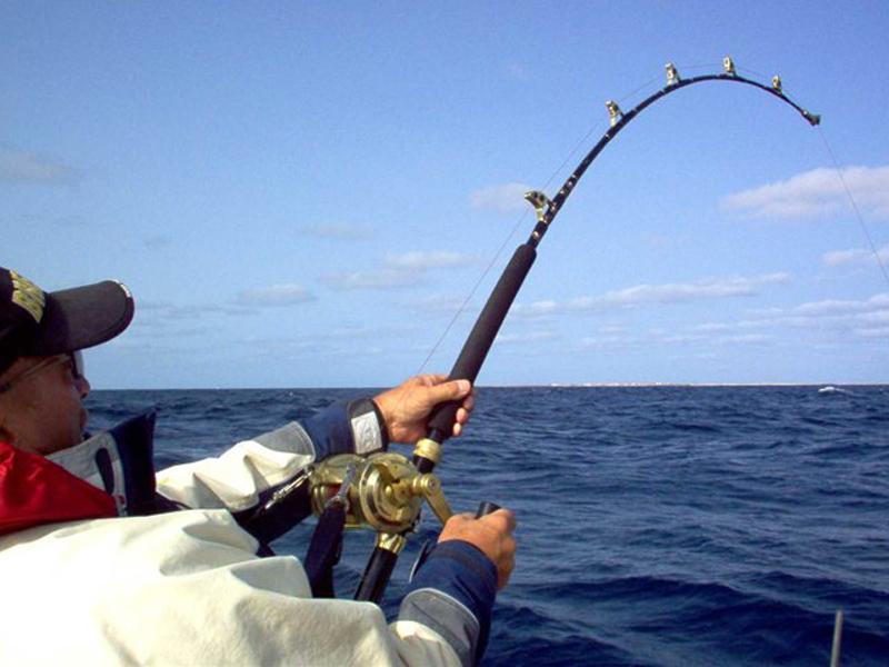 佛得角钓鱼