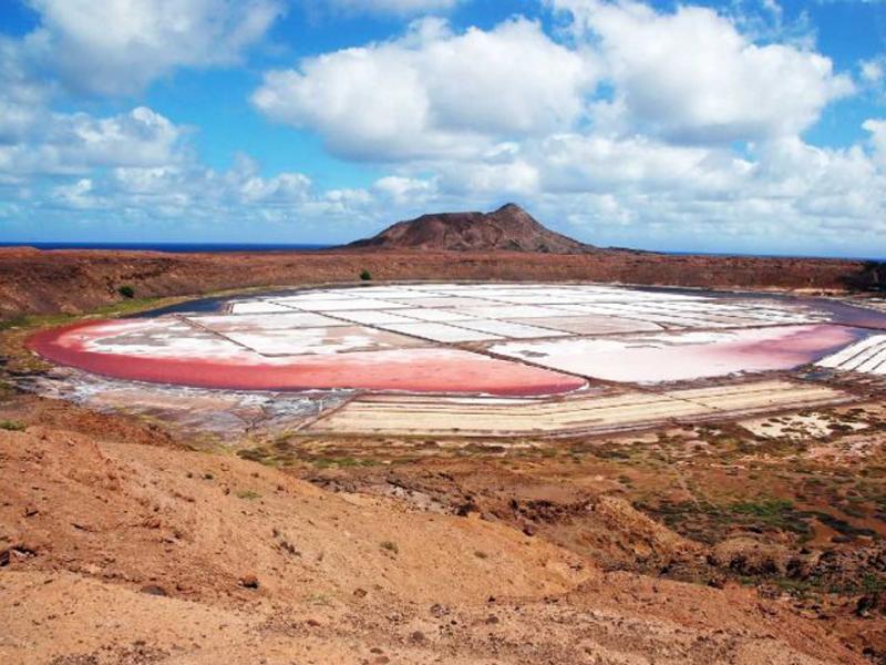 萨尔岛盐矿