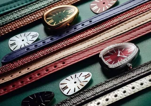 宝格丽Serpenti Viper系列腕表