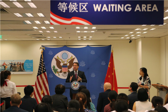 U.S. Consulate seeks to inspire wanderlust in Chinese travelers