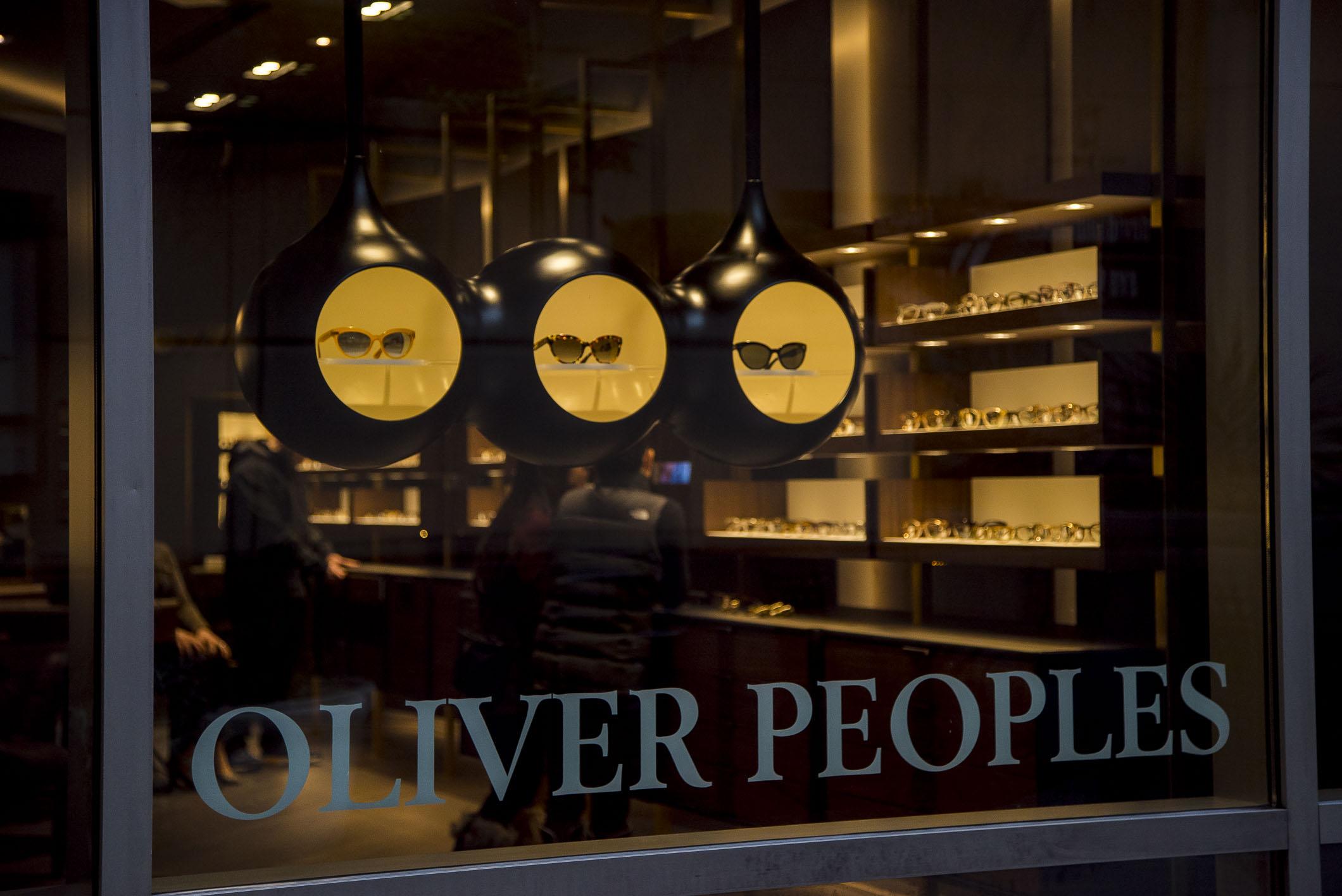 Oliver Peoples 奥利弗·皮帕斯