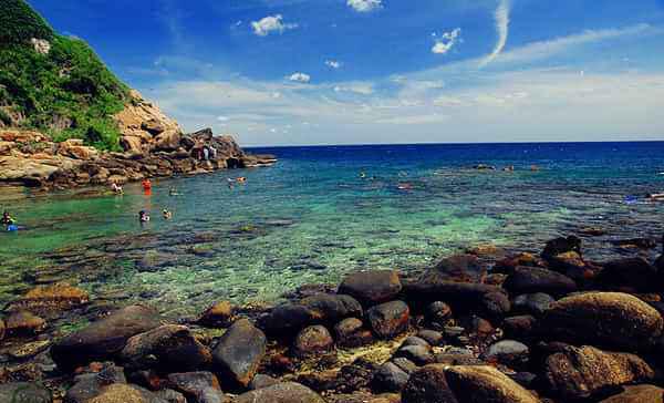 斯里兰卡鸽子岛