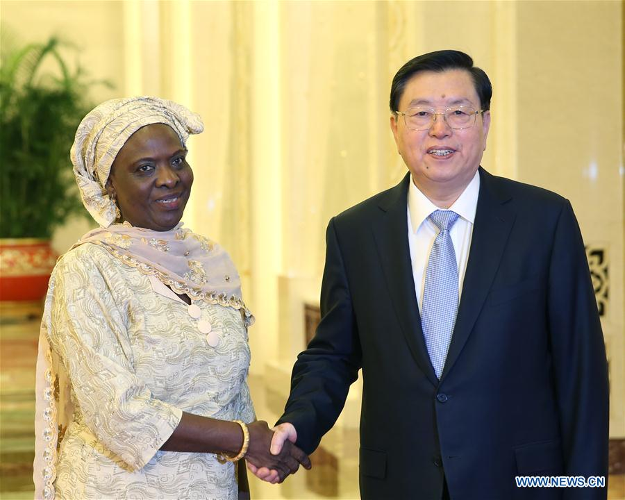 China, Gambia agree to further parliamentary exchanges
