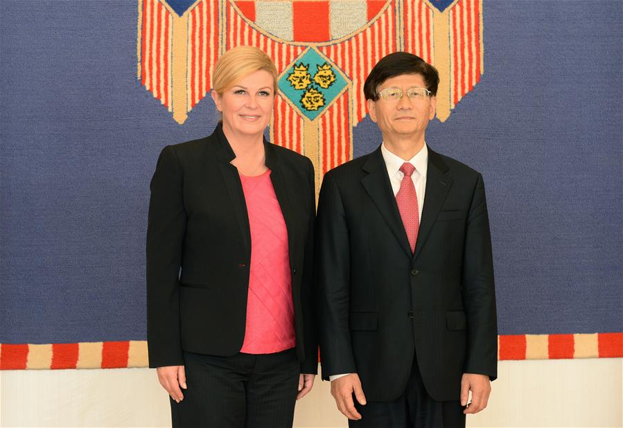 Croatia, China eye more cooperation