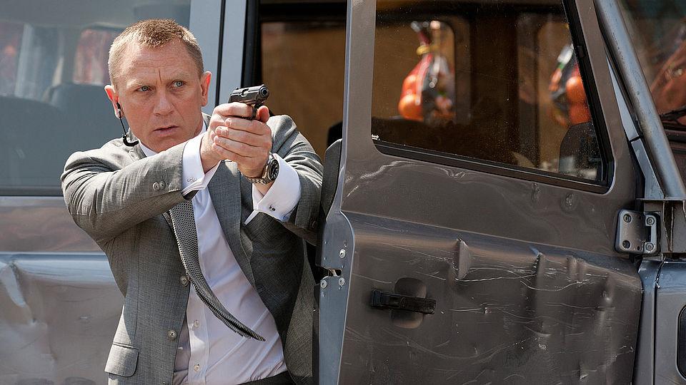 《007大破天幕危机》