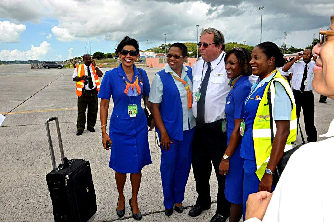加勒比航空