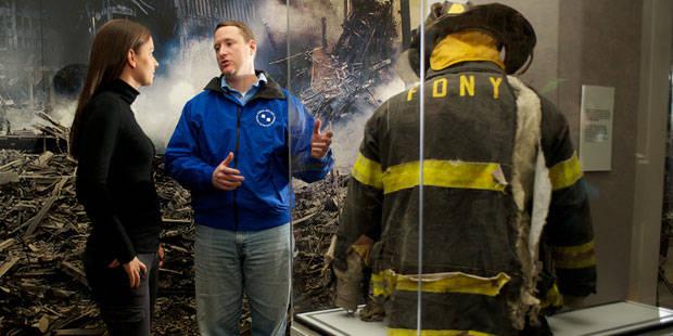 美国纽约9·11纪念馆