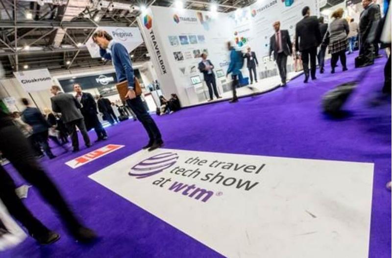 WTM伦敦世界旅游交易会旅游科技展
