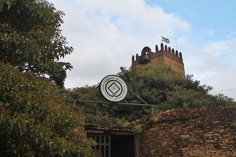 埃塞俄比亚贡德尔古堡