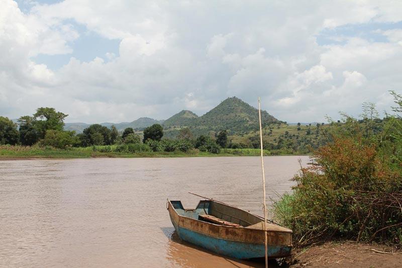 埃塞俄比亚青尼罗河