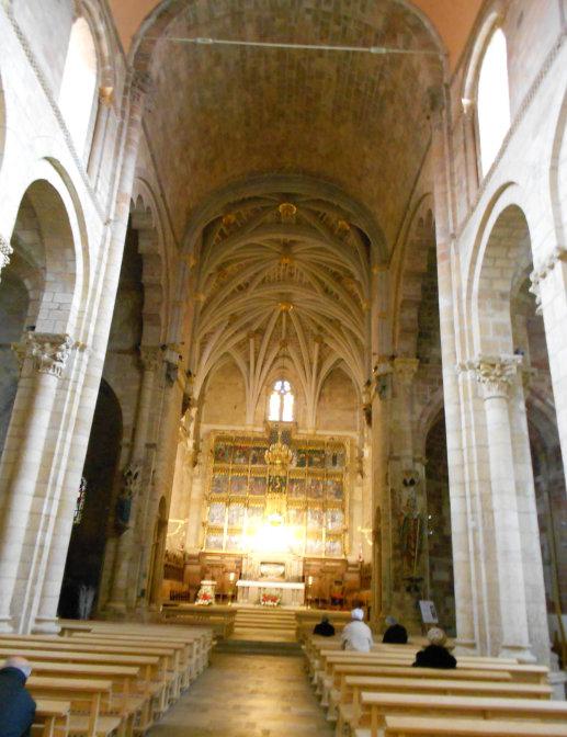 西班牙莱昂St Isidores Basilica