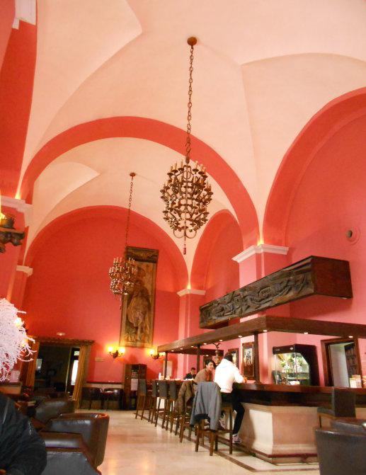 西班牙莱昂圣马可酒店