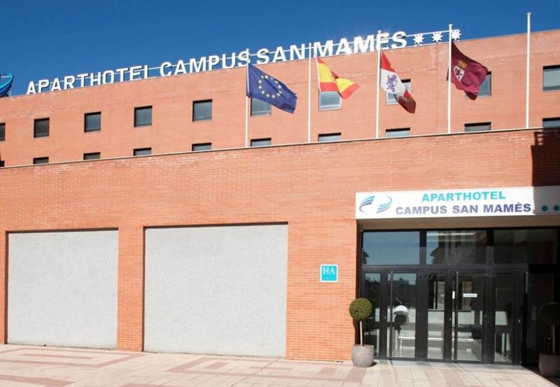 西班牙莱昂圣马梅斯埃克园公寓式酒店