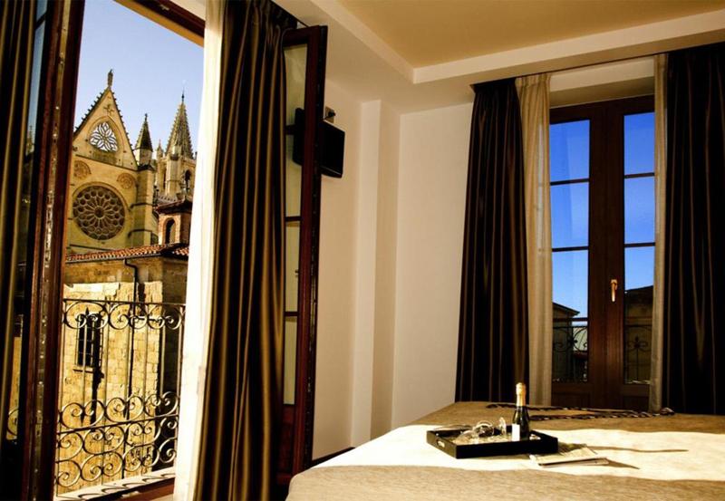 西班牙莱昂Q!H莱昂中心酒店