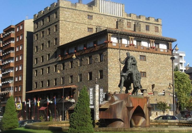 西班牙莱昂庞费拉达圣殿酒店
