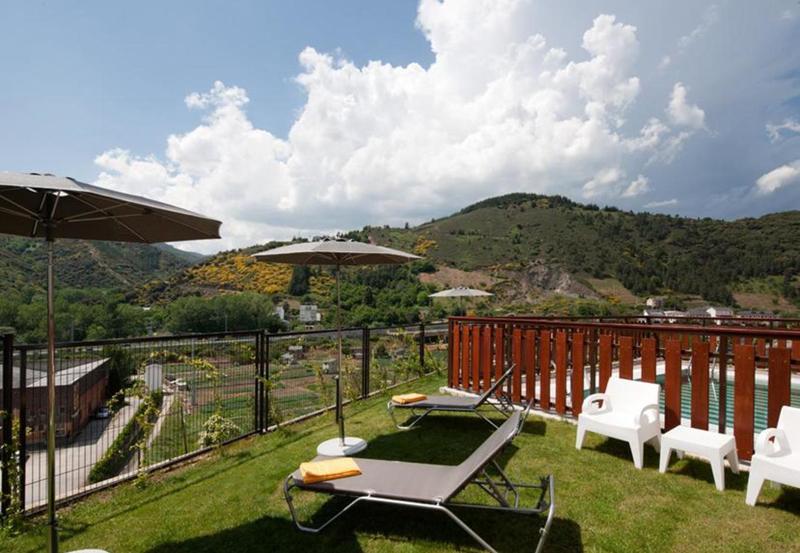 西班牙别尔索自由镇维拉弗兰卡酒店