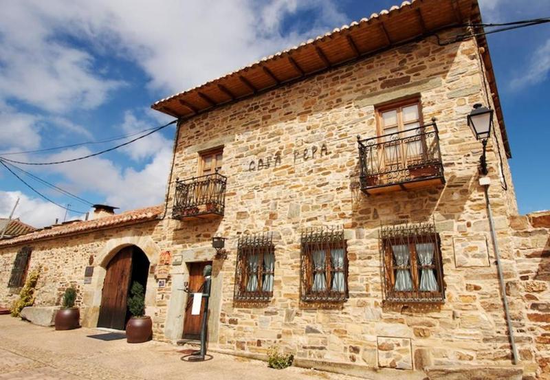 西班牙莱昂卡萨佩帕乡村酒店