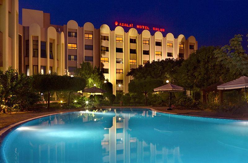 萨拉姆阿兹莱酒店