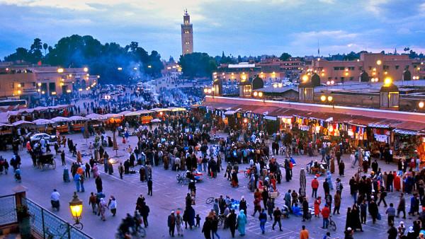 摩洛哥投资