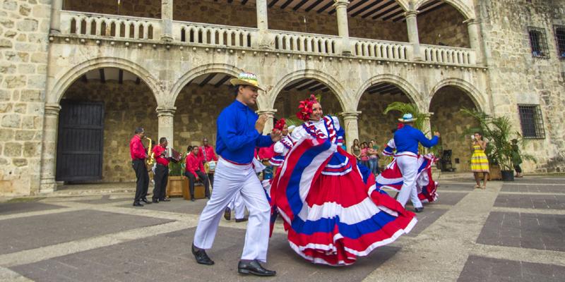 多米尼加共和国梅伦格舞蹈
