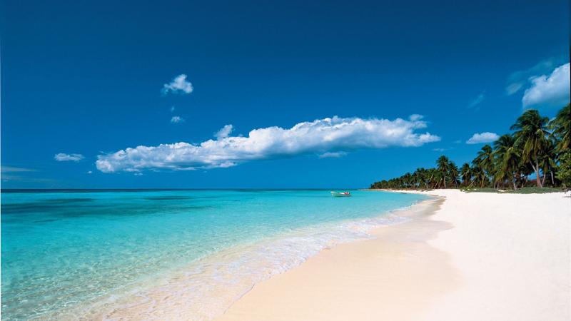多米尼加共和国沙滩