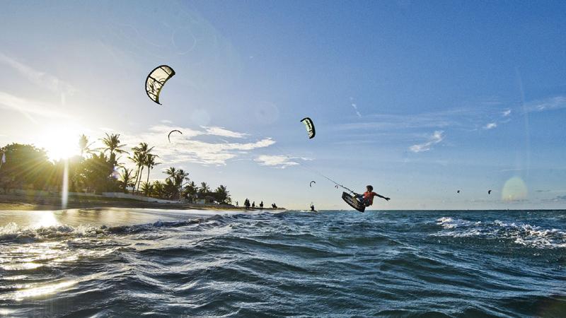多米尼加共和国冲浪