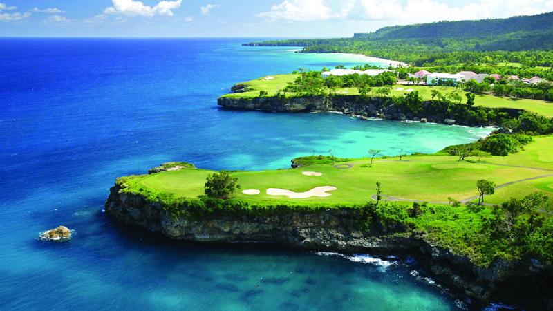 多米尼加共和国高尔夫