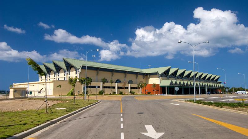 多米尼加共和国机场
