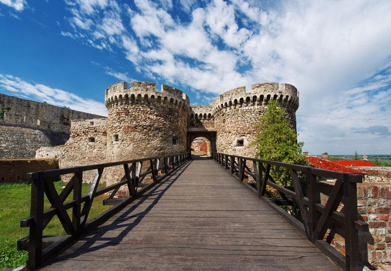 塞尔维亚贝尔格莱德堡垒