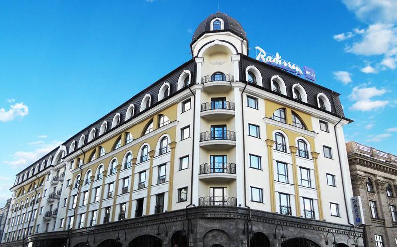 乌克兰基辅波迪尔丽笙酒店