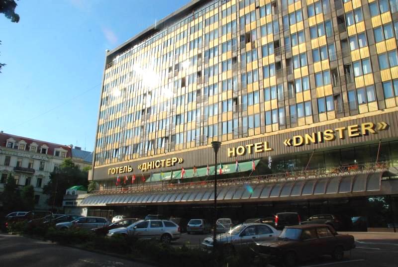 乌克兰利沃夫达尼斯特尔尊贵酒店