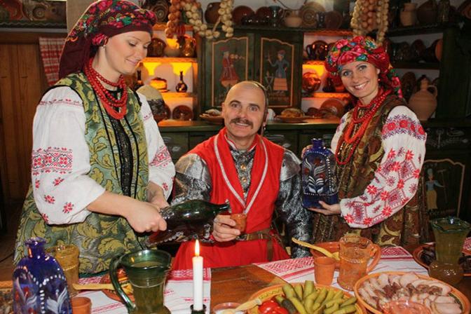 乌克兰美食