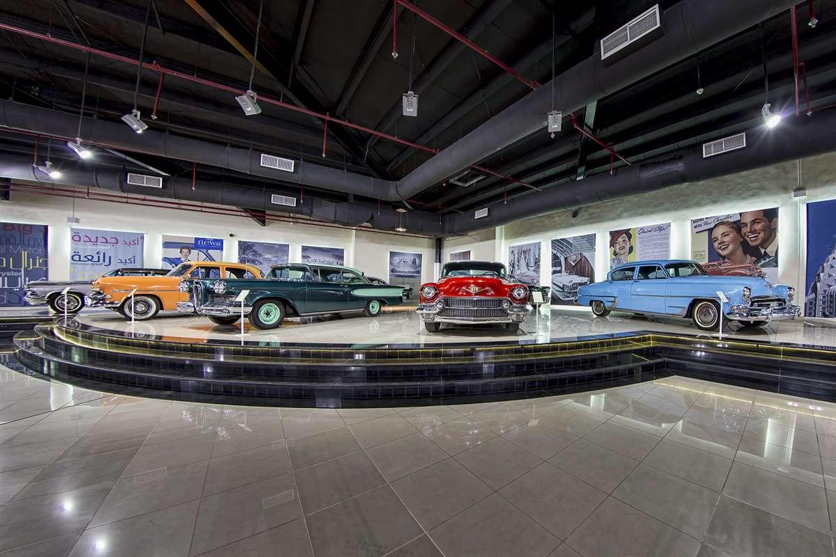 古董车博物馆