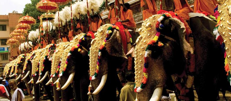 印度喀拉拉邦古老部落
