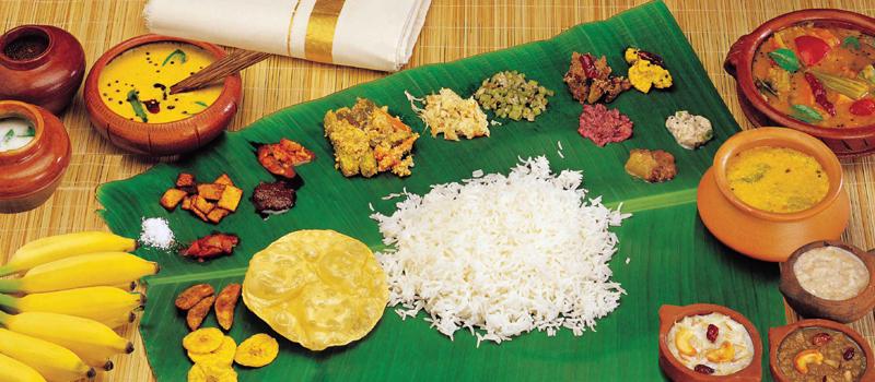 印度喀拉拉邦美食